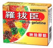 ROBERTSON Pure Gelatine | 羅拔臣 啫喱純魚膠粉 50g