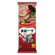 DEMAE Ramen Straight Noodles Kyushu Tonkontsu Flavor | 出前一丁 棒丁麵赤豬骨湯味即食麵 2pcs 178G