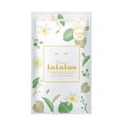 LULULUN Premium 北海道限定版面膜(菩提花 香)5枚入