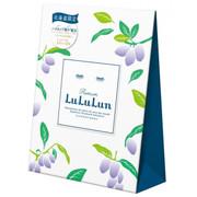 LULULUN Premium 北海道限定版面膜(歐丁香花香) 5枚入