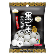 EIWA Black Sesame Marshmallow | 伊華 夾心黑芝麻棉花糖 75g