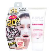 WELLNESS Platinum Pore Cleansing Gel Pack Mask 毛孔潔淨白金撕拉式面膜  90g