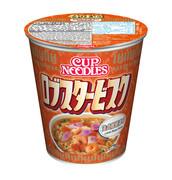 NISSIN Cup Noodles Lobster Bisque Flavor | 日清 合味道法式龍蝦湯味即食麵 (杯麵) 75g