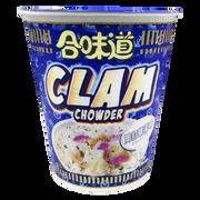 NISSIN Cup Noodles Clam Chowder Flavor | 日清 合味道周打蜆湯味即食麵 (杯麵) 75g