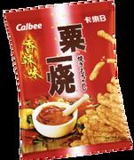CALBEE - GRILL A CORN - Hot & Spicy Favor | 粟一燒 香辣味 80g