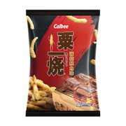 CALBEE - GRILL A CORN - Eel Kabayaki Flavor | 粟一燒 蒲燒鰻魚味 80G