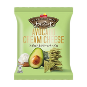 JAPAN FRITOLAY Avacado Cream Cheese Crisp | 三角脆片 牛油果忌廉芝士味 70g [日本限定版]