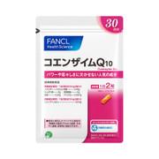 FANCL| Anti-aging Q10 Enzyme Supplement 抗皺Q10納米級營養素 30日 60粒 [日本版]