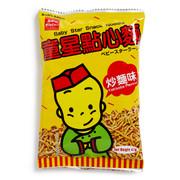 OYATSU BABYSTAR Snack Noodle Yakisoba Flavor | 明星麵 童星點心麵炒麵味 41g