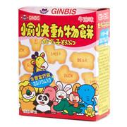 FOUR SEAS Animal Shaped Biscuit Sticks Butter Flavor | 四洲 愉快動物餅牛油味 37G