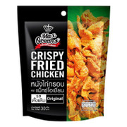 MAXOCEANS Fried Chicken Skin Crisp Original Flavor | MAXOCEANS 脆香雞皮 原味 30g