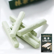 ORION| Matcha Tea Stick Candy 抺茶香煙糖 14G