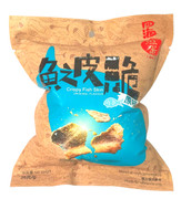 FOUR SEAS Crispy Fish Skin Original Flavor | 四海 炸魚皮原味 60g