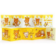 OKAMOTO Rilakkuma Condoms (Hot Jelly) 岡本鬆弛熊熱感安全套 10只/盒