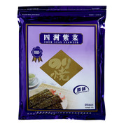 Four Seas Toasted Seaweed Original Flavor (50 Individual Packs) 四洲紫菜50束 原味 37.5G