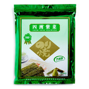 FOUR SEAS Toasted Seaweed Wasabi Flavor (50 Individual Packs) | 四洲 紫菜50束 芥辣味 37.5G