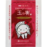 MORITAYA Tofu Anti-Aging Sheet Mask | 盛田屋玉之輿抗老保濕面膜 5Sheets/Pack