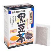 YAMMAOTO KANPO Black Bean Tea | 山本漢方 100% 黑豆茶 10g x 30 Sachets
