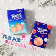 TEMPO Petit Pocket Handkerchiefs Peach Scent | Tempo 紙巾 桃味