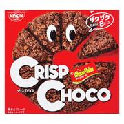Nissin Crisp Chocolate 日清  朱古力脆餅 8S 64g