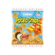 CALBEE - Potato Crisps | 卡樂B 脆格薯片 40g
