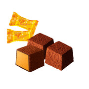 MEIJI Meltykiss Fruity Chocolate Mango Flavor | 明治 雪吻朱古力 芒果味 56g