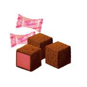 MEIJI Meltykiss Fruity Chocolate Strawberry Flavor | 明治雪吻朱古力 士多啤梨味 56g