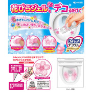 KOBAYASHI  - Toilet Deodorizes Fragrant Cleaner 小林製藥 花瓣潔廁凝膠 清新花香 22.5g ( 7.5g x 3)