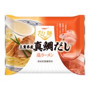 TABETE Snapper Salt Base Flavor Dried Ramen | 三重県鯛魚湯風乾拉麵