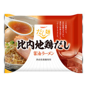 TABETE Hinai Chicken Base Dried Ramen | 比內地雞醬油風乾拉麵