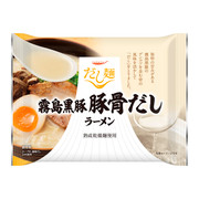 TABETE Kirishima Black Pork Bone Base Flavor Dried Ramen | 霧島 黑豚豚骨湯味風乾拉麵  112g