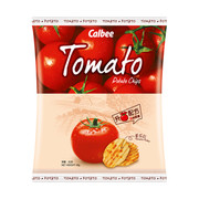 CALBEE - Potato Chips Tomato Flavor |卡樂B 蕃茄薯片 55G