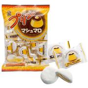 TENKEI Egg Custard Pudding Marshmallow |天惠 布丁味夾心棉花糖 90g