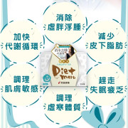 Diet Maru Reduce Edema Jelly | 消水丸 (白金版) 10g x 10包