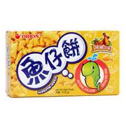 ORION Korepab Snack Roasted Chicken Flavor | 奧利安 魚仔餅烤雞口味 33G