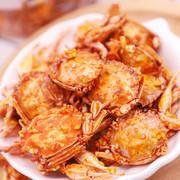 HK JEBN Crispy Small Crab Snack | 樓上 香脆蟹仔 100G