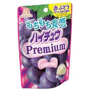 Morinaga Hi-Chew Premium Cabernet Red Grape Flavor   森永Hi-Chew高級紅提味軟糖包裝 35g