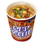 Nissin Cup Noodle Rich Shark Fin Soup Flavor | 日清 濃厚魚翅湯杯麵 78g