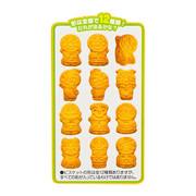 FUJIYA Anpanman Baby Vegatables Biscuit | 不二家 麵包超人嬰兒蔬菜餅 72g