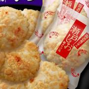 BEFCO Fried Rice Cracker Shrimp Flavor | 粟山 瀬戶海老 米果88g