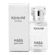 HABA Squalane Beauty Oil | 高純度角鯊烯美肌清油 15ml