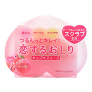 Pelican Soap Hip Care Soap Peach | 美臀蜜桃氛香皂 80G
