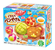 Popin' Cookin' DIY Fresh Bakery Kit | 知育果子 食玩 開心麵包店 27g
