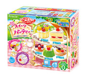 Popin' Cookin' DIY  Dessert Party Kit | 知育果子 食玩 甜點派對 29g