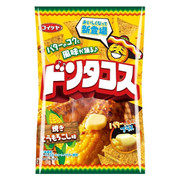 KOIKEYA Don Tacos Chips Grilled Corn Flavor |湖池屋 墨西哥脆片 燒粟米味 58G
