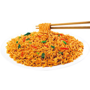 DOLL Fried Noodle Shioyaki Beef Karubi Flavor | 公仔 炒麵王鹽燒牛肋肉味 108g