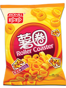 JACK N JILL Potato Rings Cheese Flavor | 珍珍 薯圈芝士味 65g