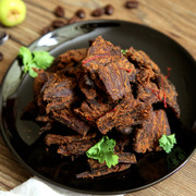 Mushrooms plain meat (Hot) | 台灣自然素材香菇素肉條 辣味120g