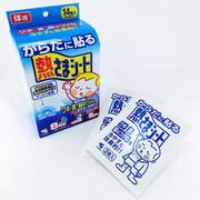 KOBAYASHI Netsusama Cooling Gel Pad Sheets for Body | 小林製藥 退熱貼 (身體用) 14片