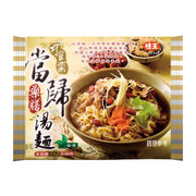 VE WONG Chinese Angelica Soup Noodle | 台灣 味王 當歸藥膳湯麵 85g  包裝/碗裝